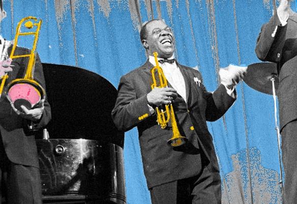 Malore a Spoleto: Louis Armstrong tra la vita e la morte