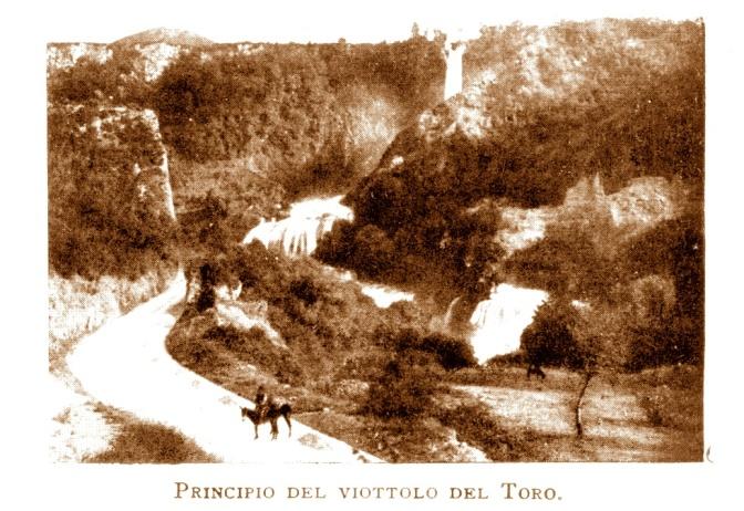 Ponte Toro, monumento dimenticato