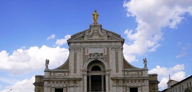 Madonna s.maria degli angeli