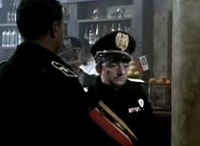 Antonio Spaccatini attore: dall'Astra a Fellini
