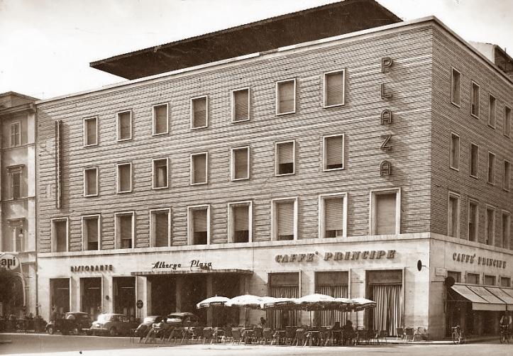 Hotel plaza piazza Tacito