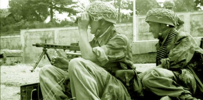 Monteluco, caccia al tesoro della Wehrmacht