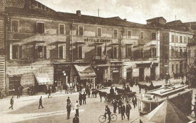 Terni piazza vittorio emanuele