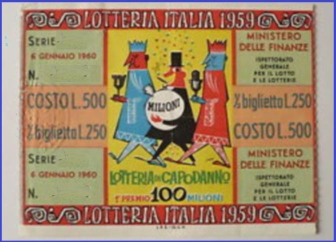 Terni, vince alla lotteria e tiene il segreto per mezzo secolo