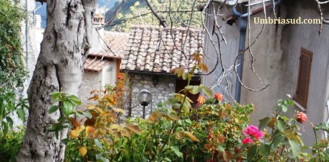 In Valserra, la sorgente della palomba