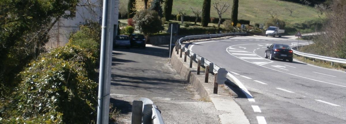 Ponte Sanguinario: a Otricoli o a Spoleto?