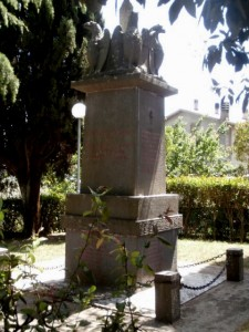 Monumento ai caduti Allerona