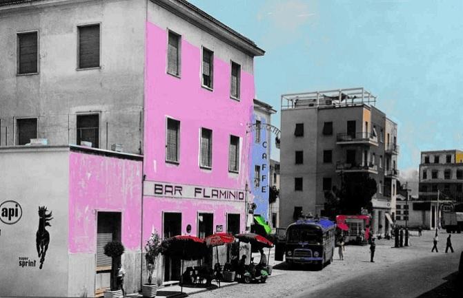 Il bar Flaminio