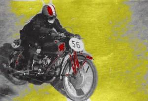 1948, Liberati tiene a battesimo il Circuito dell'Acciaio