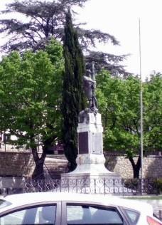 Piazza Garibaldi Montecchio