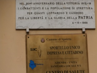 Strettura, Spoleto (Perugia)