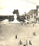 Terni, piazza Briccialdi
