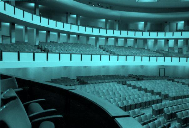 Politeama, il cinema più moderno d'Europa