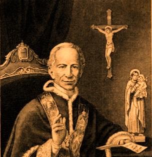 Papa Leone XIII cambia il vescovo di Terni