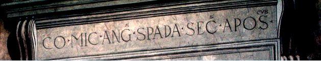 Michelangelo Spada fa grande il casato