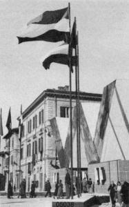 Terni attende Mussolini, ottobre 1940
