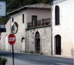 Scheggino, la villa del cardinale Poli