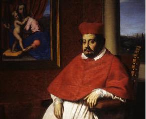 Il cardinale Rapaccioli