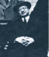 Tito Oro Nobili segretario del Partito Socialista negli anni Venti del '900