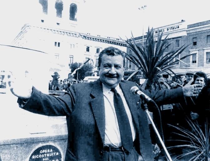 Gian Franco Ciaurro, sindaco popolare