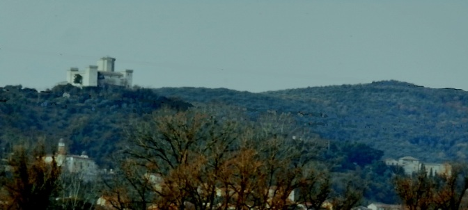 la Rocca Albornoz a Narni