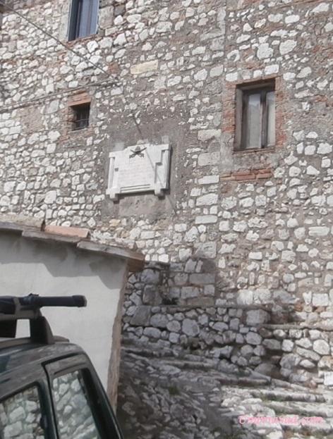 Borgheria, Narni