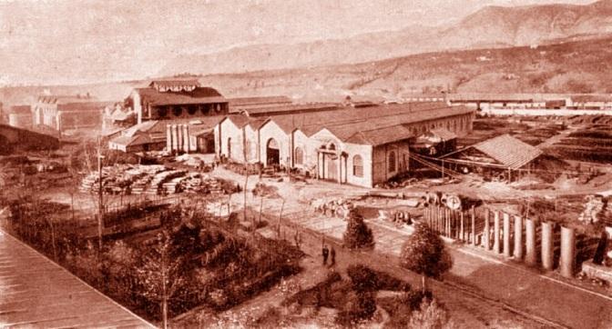 Lo sciopero del 1889 alle acciaierie