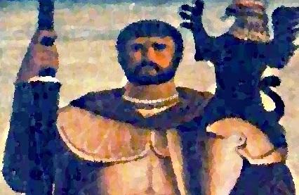 Braccio riconsegna Terni al papa