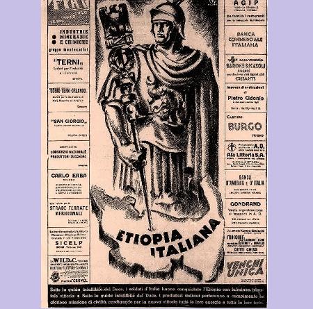 L'impero e la conquista d'Etiopia