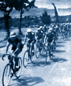 Giro del Lazio, Frosini vince a Terni