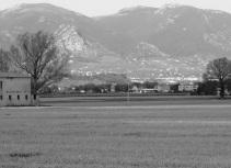 Terni, la zona della polveriera