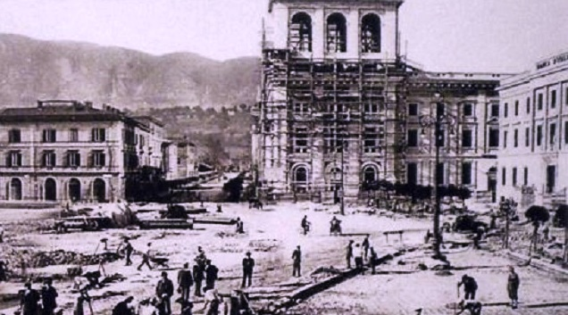 1952, s'insedia il primo consiglio provinciale