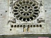 La pieve Santa Maria a Ponte, frazione di Cerreto di Spoleto