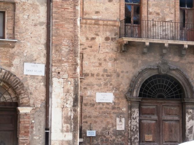 """Terni e il """"mistero"""" dei Carrara"""