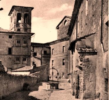 Calvi, convento Orsoline