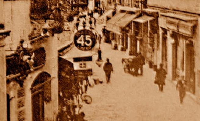 Terni, corso Vittorio Emanuele