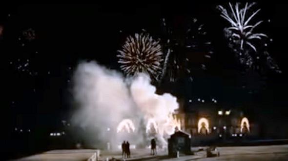 Stroncone, per un fulmine esplode fabbrica di fuochi d'artificio