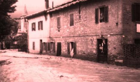 Spoleto, via Martiri della Libertà