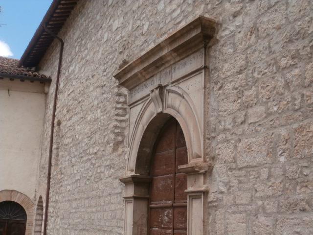 Castel sant'angelo sul Nera