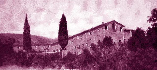 Colle dell'Oro, il convento diventa un ospizio