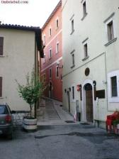 Preci, il centro storico