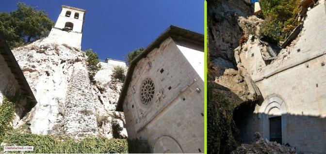 Preci, abbazia di Sant'Eutizio