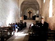 Preci, abbazia di Sant'Eutizio prima del terremoto