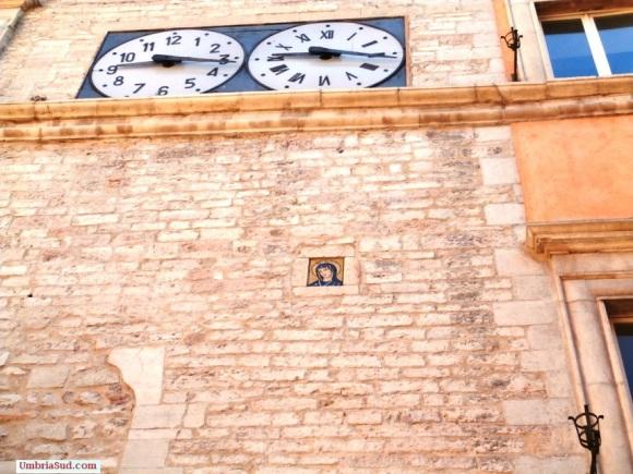 Visso centro storico