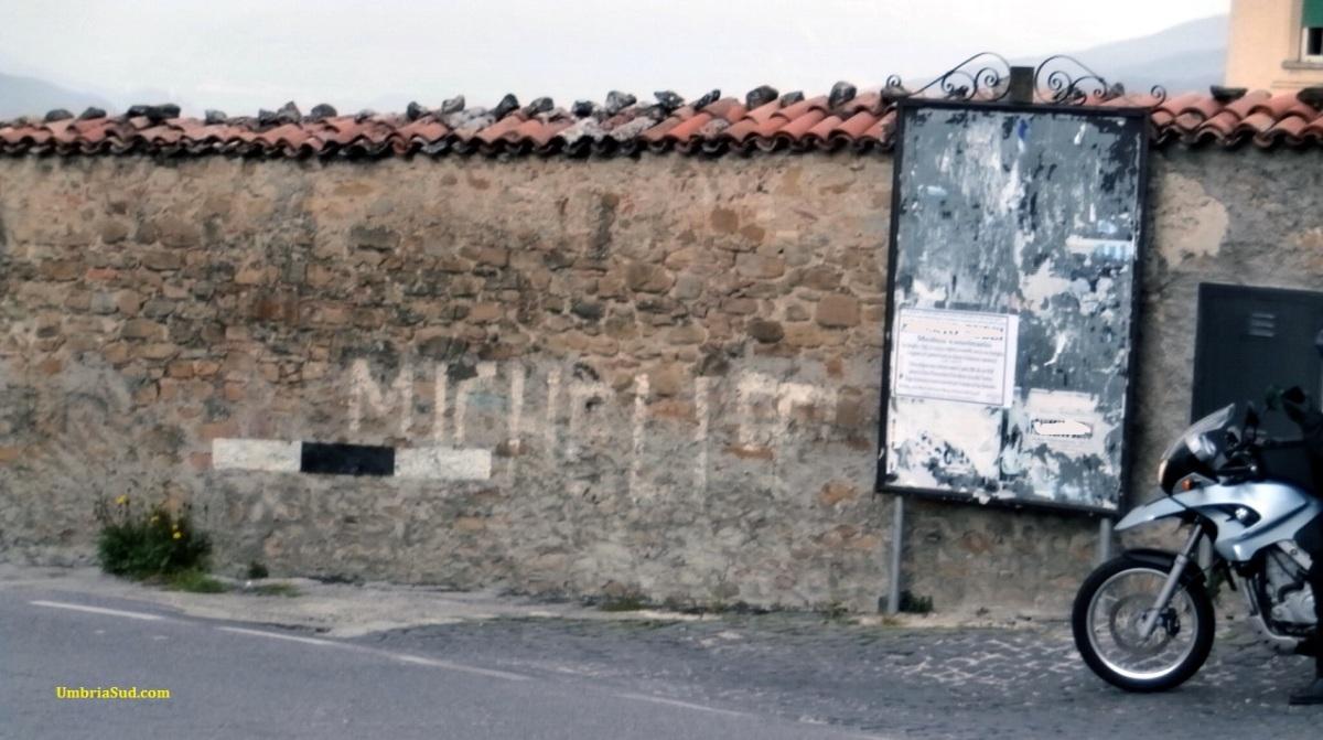 Filippo Micheli e l'impegno per la Terni
