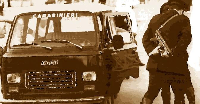 Giovane operaio di Spoleto, ucciso con un colpo di mitra