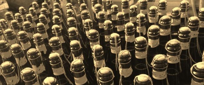 E' Natale, rubate 4.500 bottiglie di spumante
