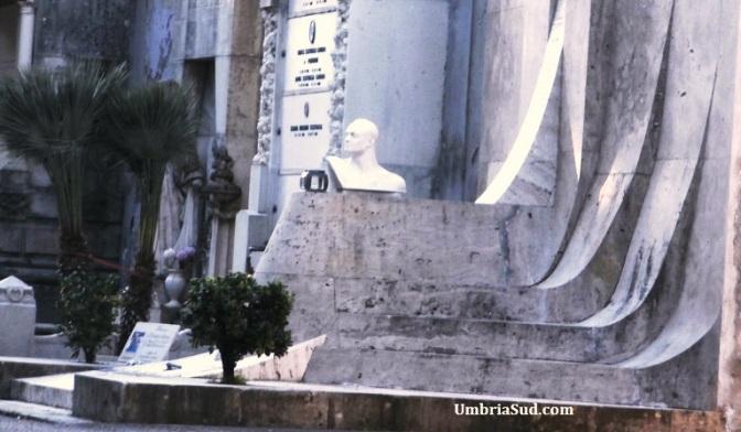 Un monumento per onorare Borzacchini