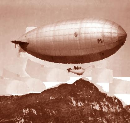Aerostato precipita nella piana di Terni: atterrato su una quercia