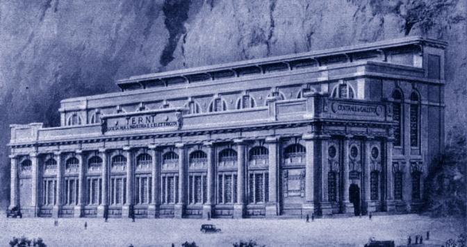 Galleto e il Palazzo delle Poste: solenne inaugurazione